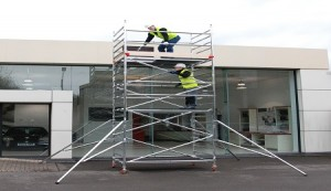 Tower Scaffold Hire