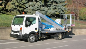 Cherry Picker Elevated Access Hire